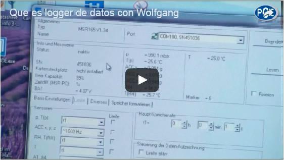 O que é um logger de dados e como funciona com Wolfgang Rudolph