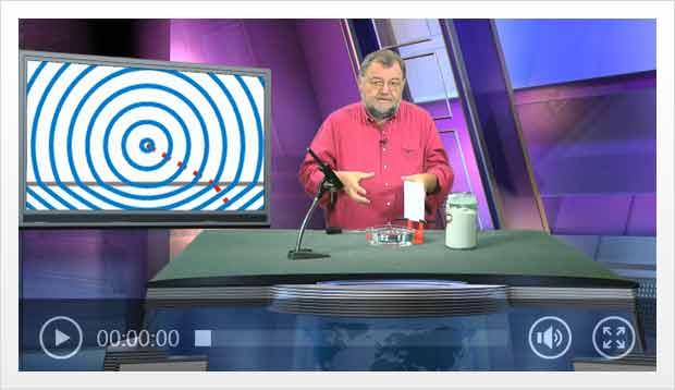 Vídeo do funcionamento do refratômetro