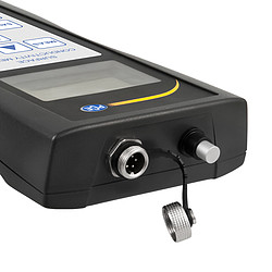 Conductivity Tester for Metals PCE-COM 20 Probe Interface