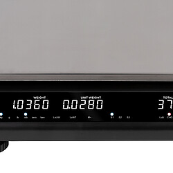 Counting Scale PCE-DPS 25 display
