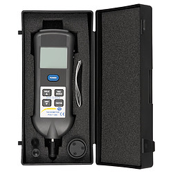 Handheld Tachometer PCE-T 260-ICA Incl. ISO Calibration Certificate