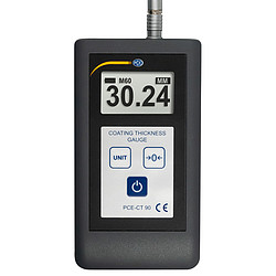 NDT Tester PCE-CT 90 Incl. ISO Calibration Certificate