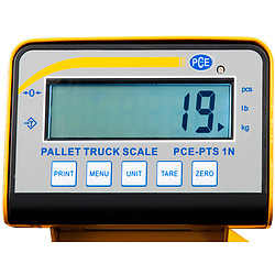 Pallet Scales PCE-PTS 1N