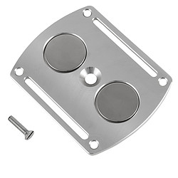 PCE-VDL MNT optional mounting plate for PCE-VDL 16I and PCE-VDL 24I logger