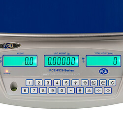 Portable Industrial Counting Scale PCE-PCS 30