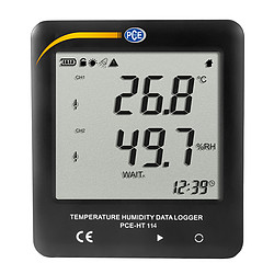 Thermo-Hygrometer PCE-HT 114