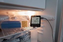 Thermo-Hygrometer PCE-HT 114 application