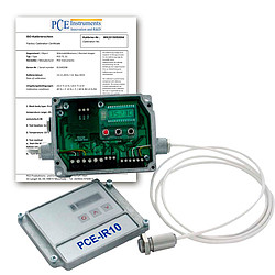 Thermometer PCE-IR10 incl. ISO Calibration Certificate
