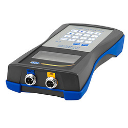 Ultrasonic Flow Tester PCE-TDS 100HSH connections