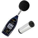 Class 2 Data Logging Sound Level Meter Kit PCE-428-KIT