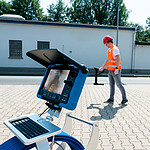 Condition Monitoring Inspection Camera PCE-PIC 120
