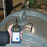 Condition Monitoring Vibration Meter PCE-VT 2700 Case Study