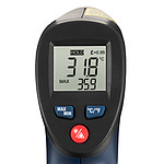 Digital Thermometer PCE-777N display