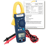 Electrical Tester PCE-DC 41-ICA incl. ISO Calibration Certificate