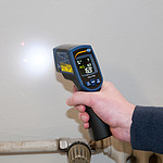 Infrared Thermometer PCE-779N application