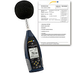 Outdoor Aircraft Noise Meter PCE-428-EKIT